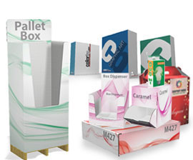 Packaging e scatole personalizzate
