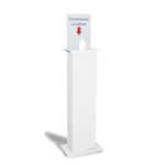 Colonnina Gel Dispenser