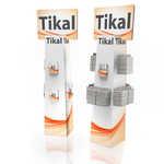 Espositore pubblicitario in cartone Tikal