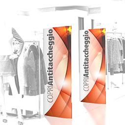 Copri Antitaccheggio per negozi