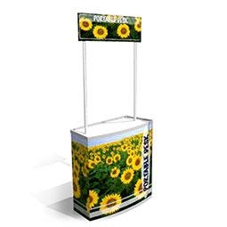 Portable Desk: Portatile in PVC ed ABS