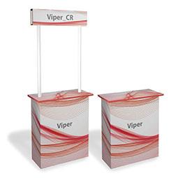 Viper - Banchetto Promoter in alveolare