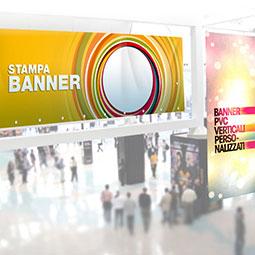 Stampa Banner PVC