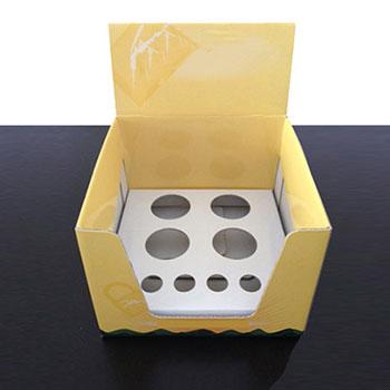 Esempio di griglia portaprodotti