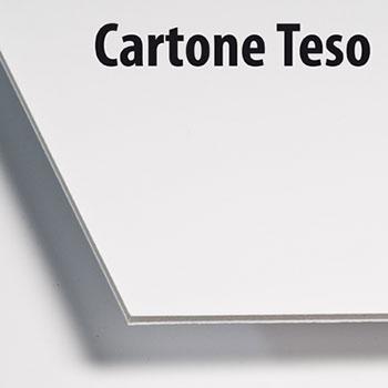 Stampa su cartone compatto da 2 millimetri, indicato per realizzare cartelli da interno, possibilità di stampa lucida ed opaca.