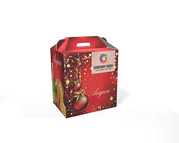 Scatole per confezione regali con maniglia