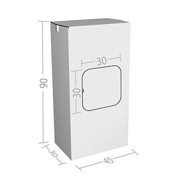 Banchetto economico Banchetto promoter  economico in cartone   rivestito.  Di facilissimo montaggio, questo desk si caratterizza per la robusta portata del ripiano.
