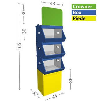 Configurazione S 3 box