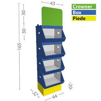 Configurazione S 4 box