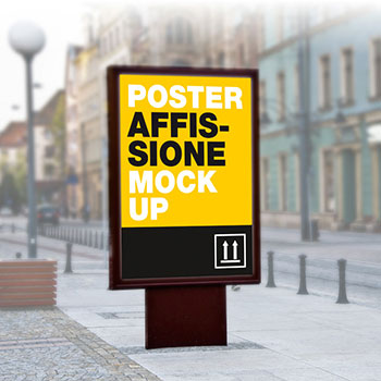 Poster Affissione
