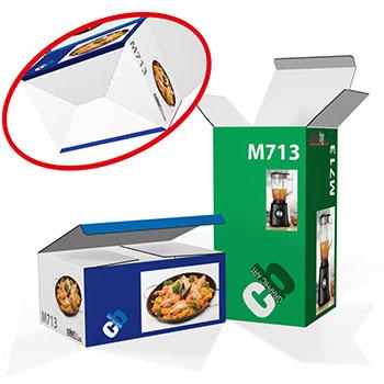 Scatola M713