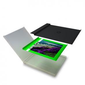 Stampate in digitale  ;   Ottimizzate per low e standard case ;